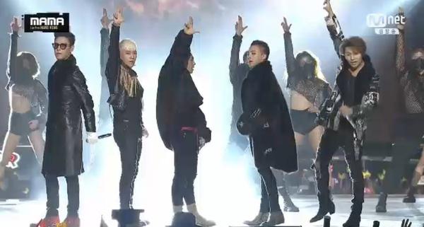 "big bang ""am"" 4 giai thuong danh gia nhat tai mama 2015 - 10"