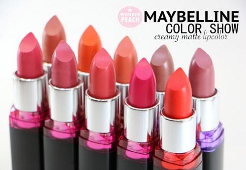 danh gia maybelline color show creamy matte lipcolor - 10