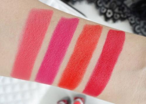 danh gia maybelline color show creamy matte lipcolor - 2