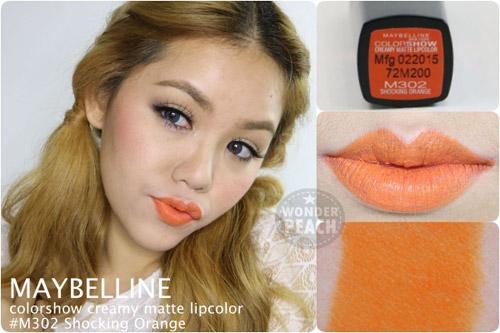 danh gia maybelline color show creamy matte lipcolor - 7