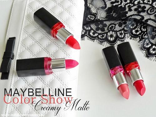 danh gia maybelline color show creamy matte lipcolor - 9
