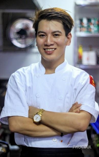hot boy ban kim chi thu nhap 20 trieu/thang - 1