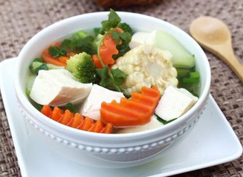 sup lo xanh - thuc pham 'vang' cho me bau - 3