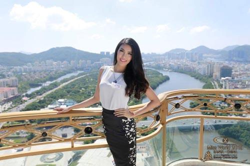 ngam nhan sac cua lan khue tai miss world 2015 - 3