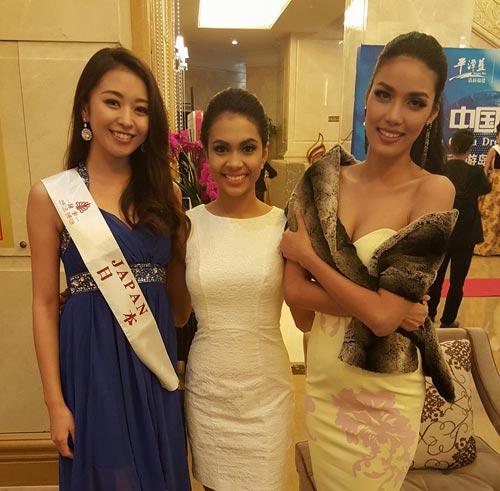 ngam nhan sac cua lan khue tai miss world 2015 - 9
