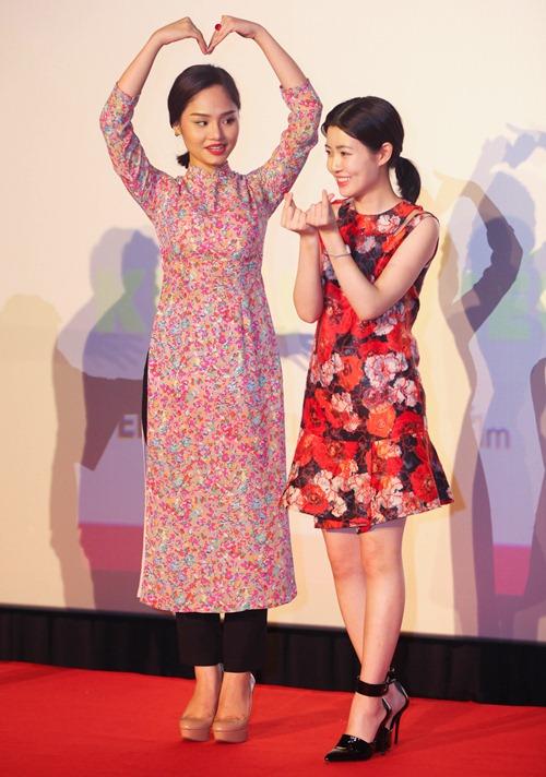 shim eun kyung thich thu khi duoc fan viet tang non la - 6