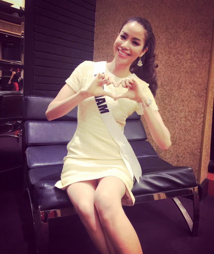 pham huong duoc trao quyen quan ly instagram cua hhhv - 6