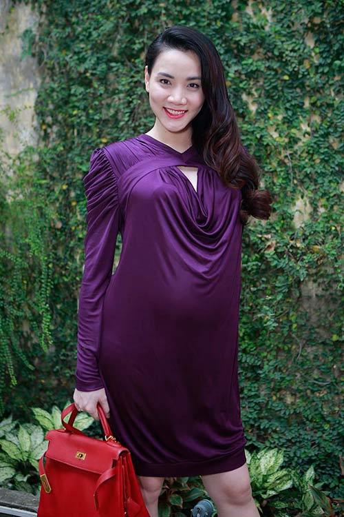 nhung my nhan viet mang bau dep nhat 2015 - 7