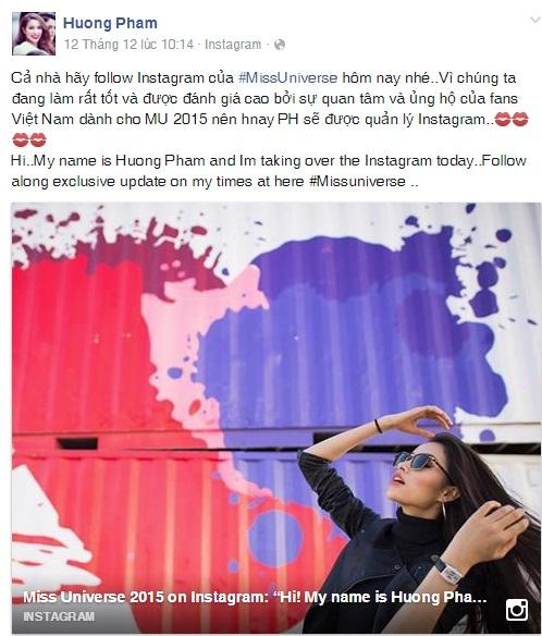 "13 hinh anh ""don tim"" fan cua pham huong tai hhhv - 6"