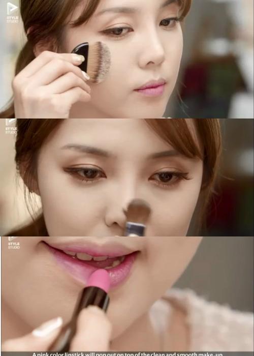 3 cach make up ban phai biet de co lan da lang min - 11