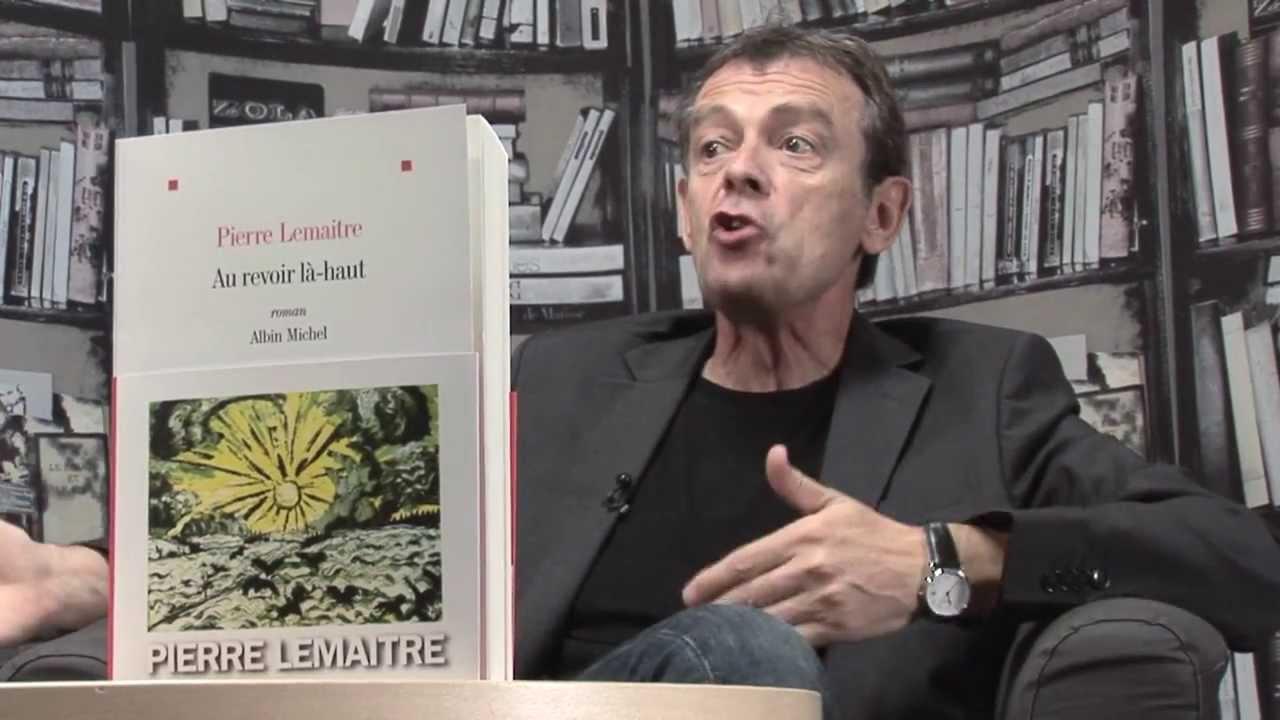 "gioi thieu ve pierre lemaitre va goncourt ""hen gap lai tren kia"" - 3"