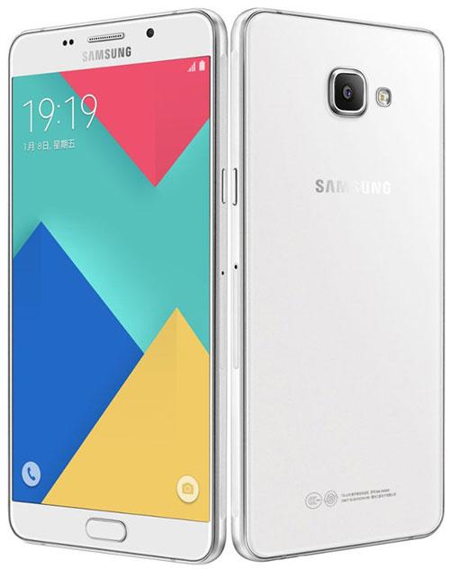 samsung chinh thuc trinh lang smartphone galaxy a9 - 1
