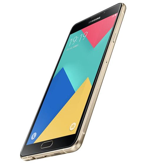 samsung chinh thuc trinh lang smartphone galaxy a9 - 5
