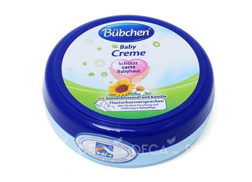 kinh nghiem su dung kem chong ham ta bubchen baby cream - 1
