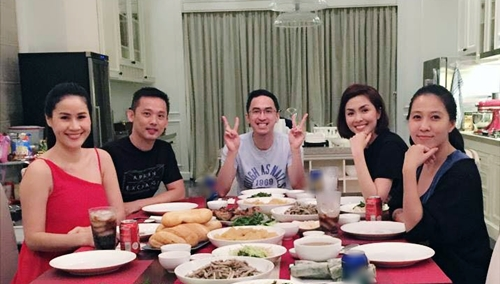 "ha tang - than thuy ha: tinh chi em ""keo son"" cua showbiz - 1"