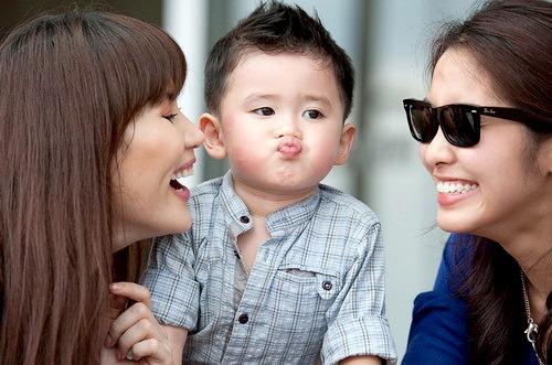 "ha tang - than thuy ha: tinh chi em ""keo son"" cua showbiz - 17"