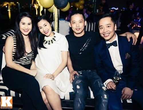 "ha tang - than thuy ha: tinh chi em ""keo son"" cua showbiz - 7"