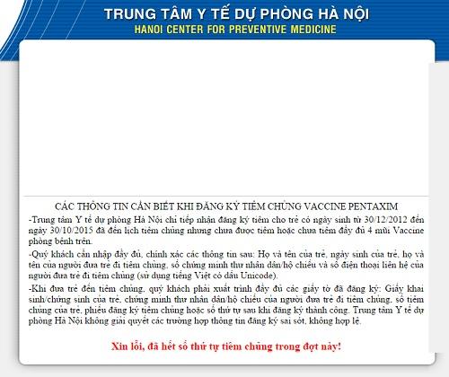 87.165 luot truy cap, 3.200 nguoi dang ky vac xin thanh cong - 1