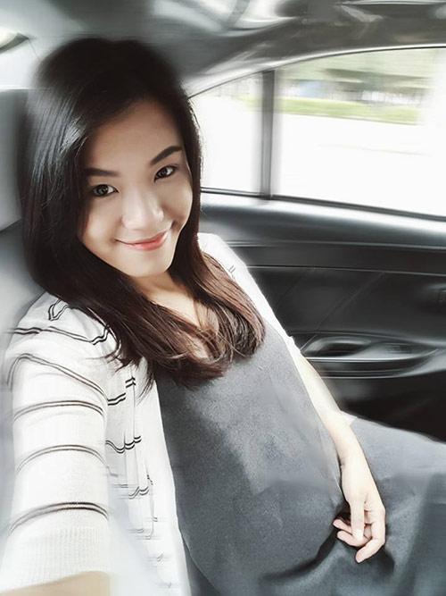 phuong vy idol ven ao khoe bung bau dang yeu - 3