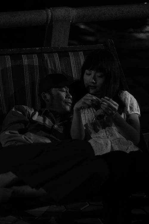 """lan phuong: """"anh hoai linh khien toi nguong ngung"""" - 1"""