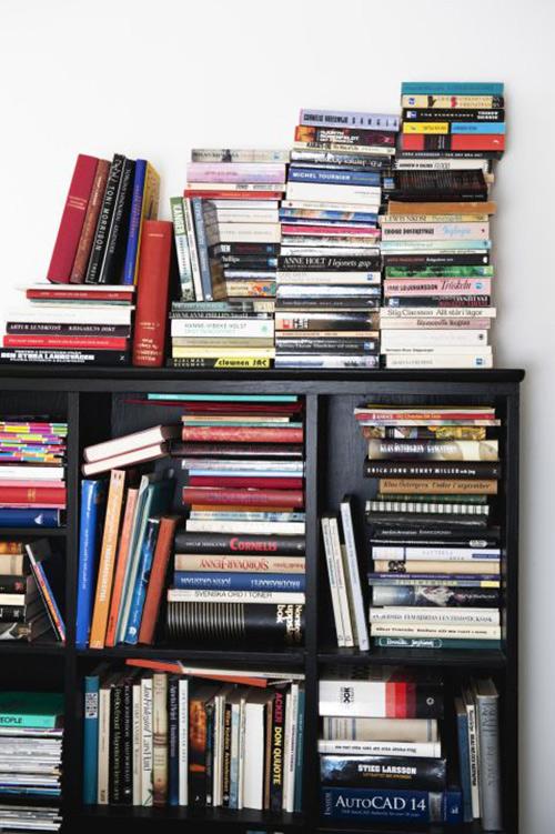 Cách sắp xếp giá sách tiết lộ tính cách chủ nhân-6