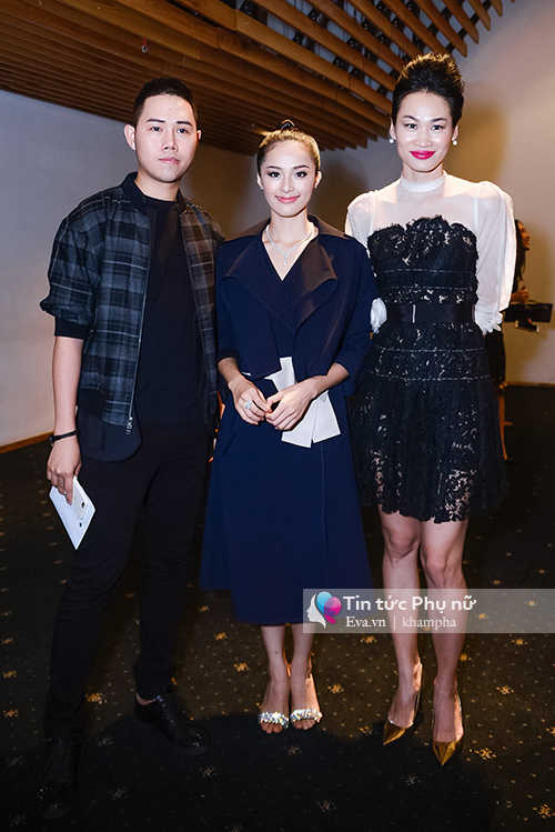 tham do elle show: ban gai cuong do la kin bung van lan at cac sao viet - 3