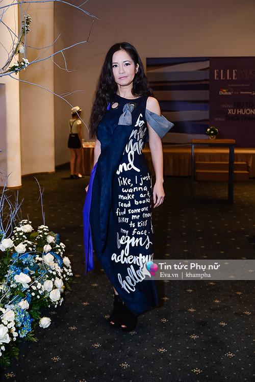 tham do elle show: ban gai cuong do la kin bung van lan at cac sao viet - 10