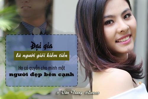 """ban tron showbiz: my nhan viet nghi gi ve dai gia va nhung anh chang """"gia da""""? - 17"""