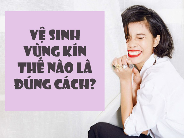 phan lon phu nu deu nghi minh ve sinh vung kin dung cach, thuc te khac xa! - 1