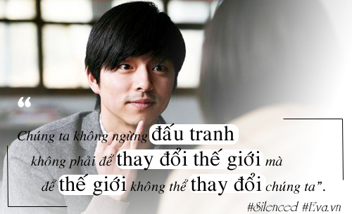 "gong yoo: chang ""hoang tu ca phe"" tro thanh nguoi dan ong van nguoi me - 3"