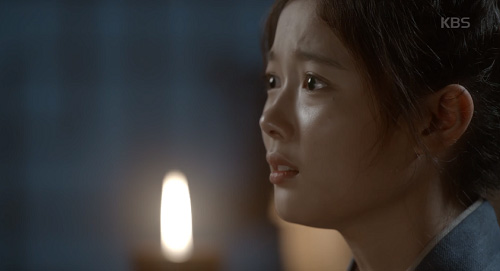 """Mây họa ánh trăng tập 14: Park Bo Gum """"nhìn gà hóa cuốc"""" vì nhớ người yêu-9"""