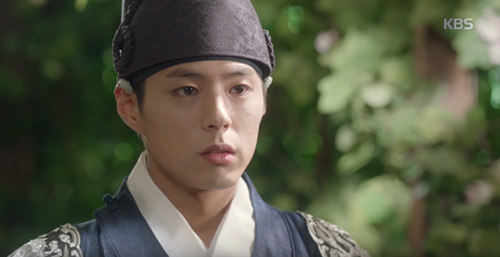 """Mây họa ánh trăng tập 14: Park Bo Gum """"nhìn gà hóa cuốc"""" vì nhớ người yêu-3"""