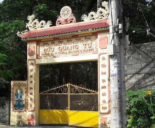 Thông tin mới nhất vụ án tại chùa khiến 1 người chết, 5 người bị thương-1
