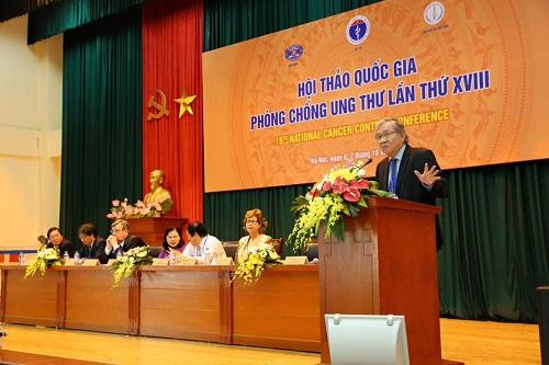 Vừa mừng, vừa lo về tình trạng mắc và điều trị ung thư ở Việt Nam-3
