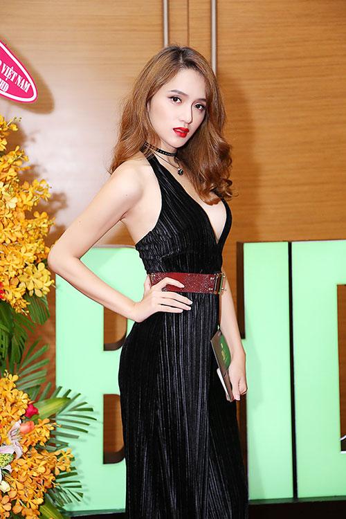 """Hương Giang Idol quyến rũ """"không đối thủ"""" trong sự kiện mới-4"""