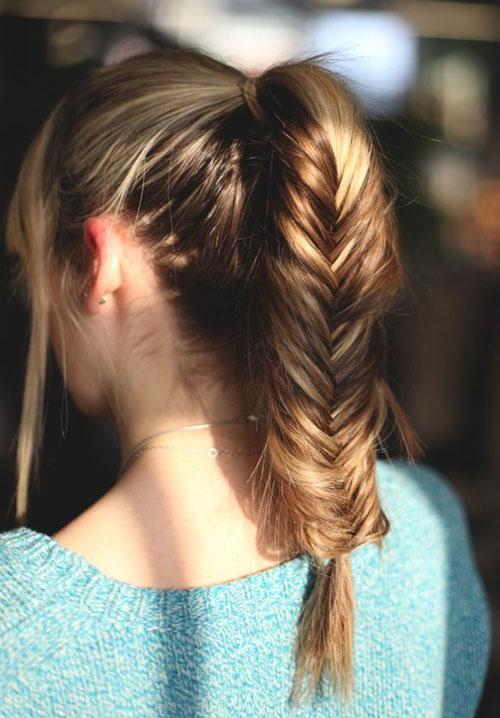 Là con gái nhất định phải một lần thử những kiểu tết tóc này - 12