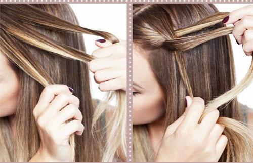 Là con gái nhất định phải một lần thử những kiểu tết tóc này - 7
