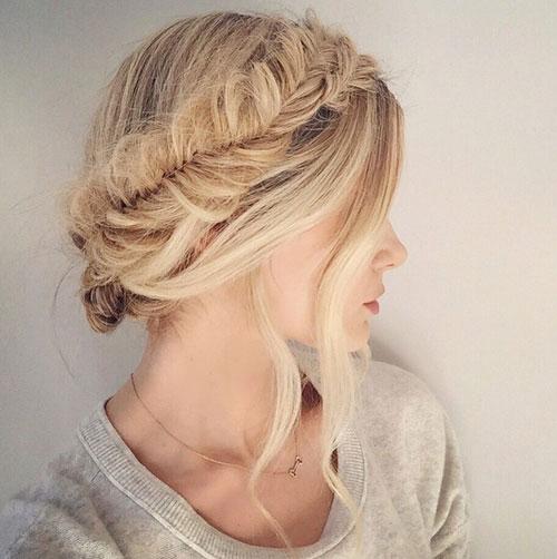 Là con gái nhất định phải một lần thử những kiểu tết tóc này - 9