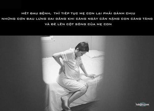 Chấp nhận căn bệnh có thể tàn phá nội tạng, mẹ Việt vẫn quyết sinh con - 15