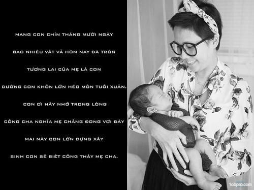 Chấp nhận căn bệnh có thể tàn phá nội tạng, mẹ Việt vẫn quyết sinh con - 20