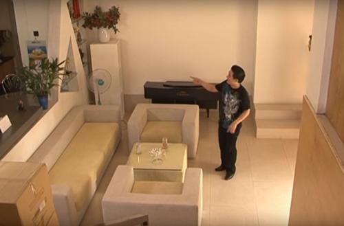 Ghé thăm ngôi nhà đậm chất nghệ sĩ của Lam Trường - 6