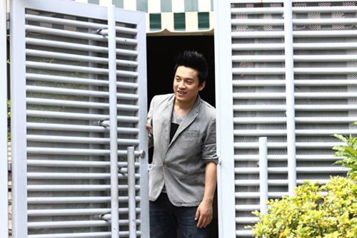 Ghé thăm ngôi nhà đậm chất nghệ sĩ của Lam Trường - 1