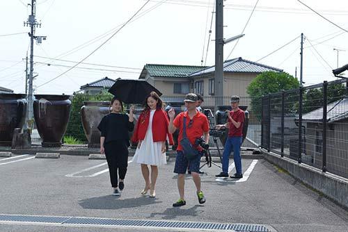 Lan Phương trồng rau, nhảy múa cùng người dân Nhật Bản-7