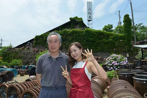 Lan Phương trồng rau, nhảy múa cùng người dân Nhật Bản-2