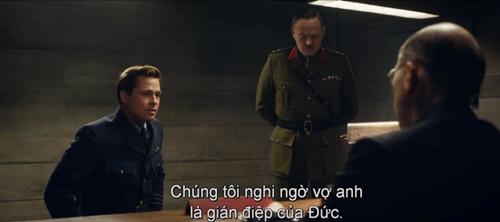 "vua co con chung, ""diep vien"" brad pitt da bi ep giet ""bong hong nuoc phap"" - 8"