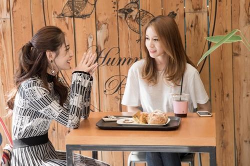 Ji-yeon (T-ara) ôm ấp Chi Pu và muốn đóng phim tại Việt Nam-2