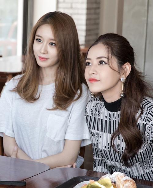 Ji-yeon (T-ara) ôm ấp Chi Pu và muốn đóng phim tại Việt Nam-4