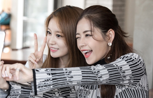 Ji-yeon (T-ara) ôm ấp Chi Pu và muốn đóng phim tại Việt Nam-9