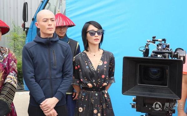 Thực hư thông tin vợ chồng Châu Tấn ly hôn vì không có con-3