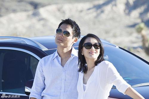 Thực hư thông tin vợ chồng Châu Tấn ly hôn vì không có con-1